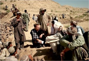 David Rohde interview memebers of the Taliban